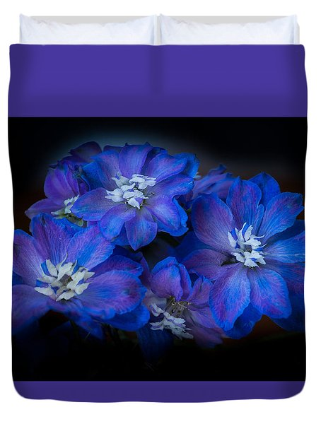 Blues Duvet Cover