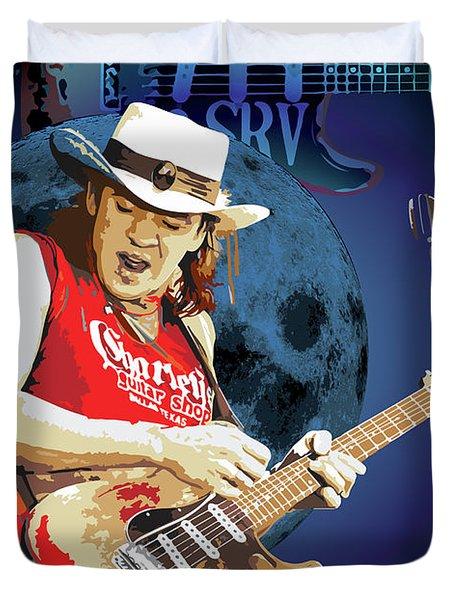 Bluesman Duvet Cover by Gary Grayson