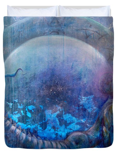 Bluestargate Duvet Cover