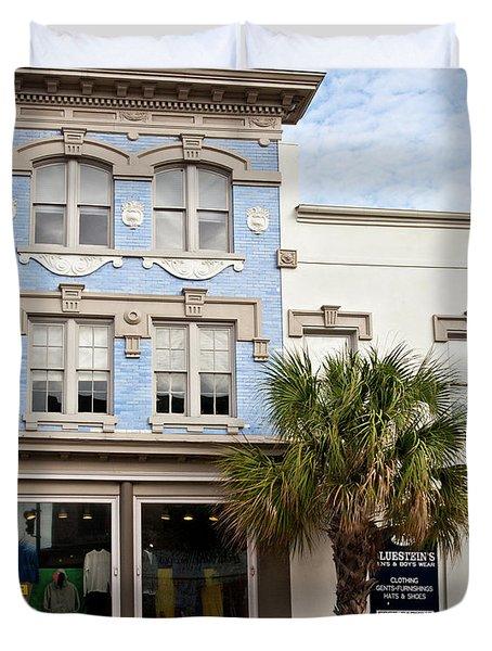 Bluesteins Menswear Charleston Sc  -7434 Duvet Cover