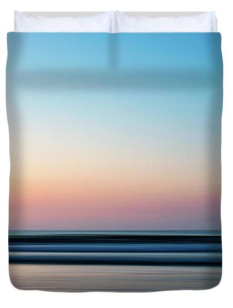 Blurred Duvet Cover