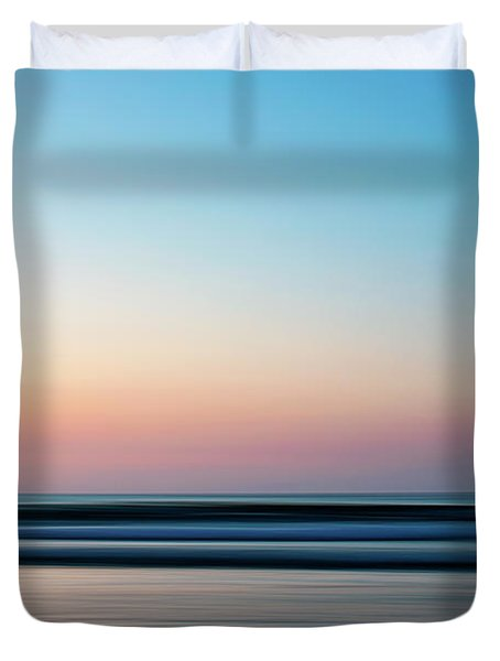 Blurred Duvet Cover