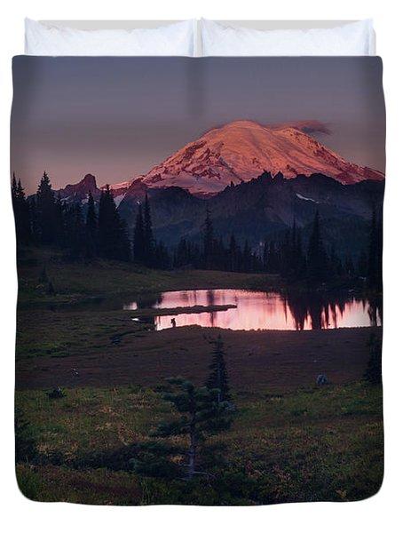 Morning Blush Duvet Cover