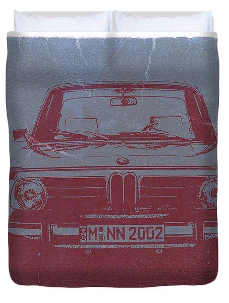 Bmw 2002 Duvet Cover