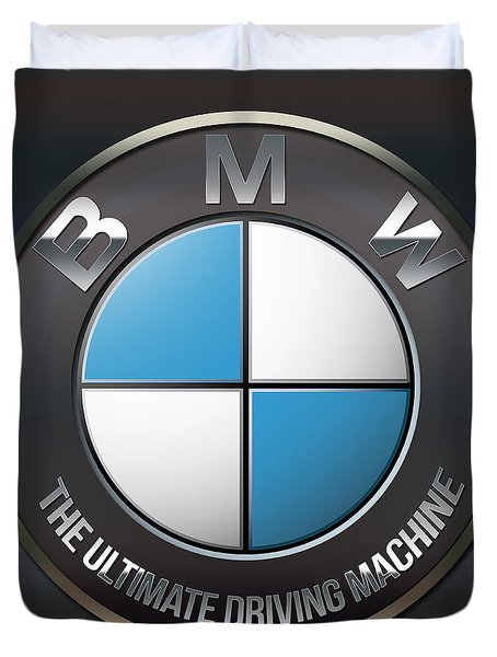 Bmw Logo Duvet Cover