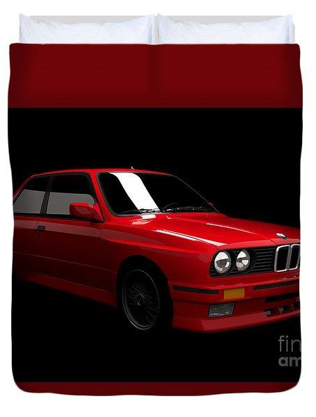 Bmw M3 E30 Duvet Cover