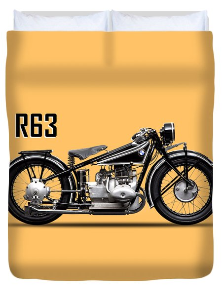 Bmw R63 1929 Duvet Cover