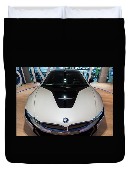 BMW Duvet Cover
