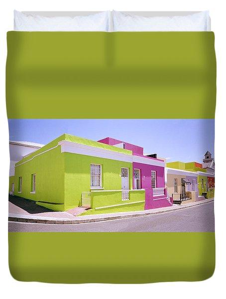 Bo Kaap Color Duvet Cover by Shaun Higson