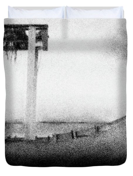 Boat Duvet Cover by Celso Bressan
