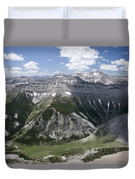 Bob Marshall Wilderness 2 Duvet Cover