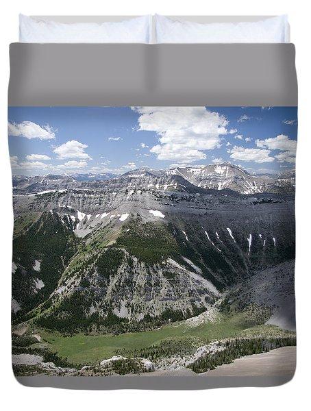 Bob Marshall Wilderness 2 Duvet Cover