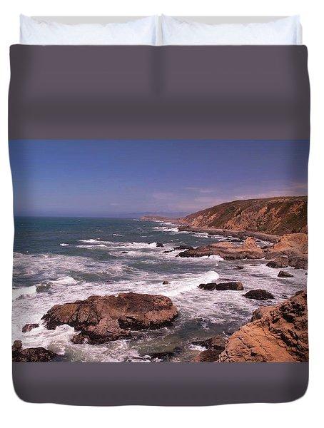 Bodega Head Duvet Cover