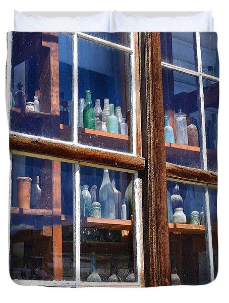 Bodie Bottles #2 Duvet Cover