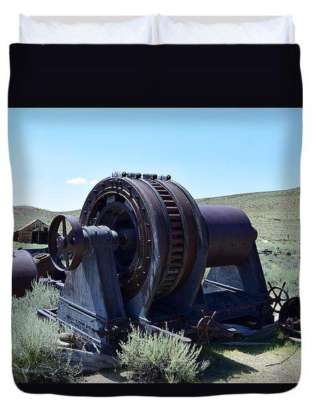 Bodie Generator Duvet Cover