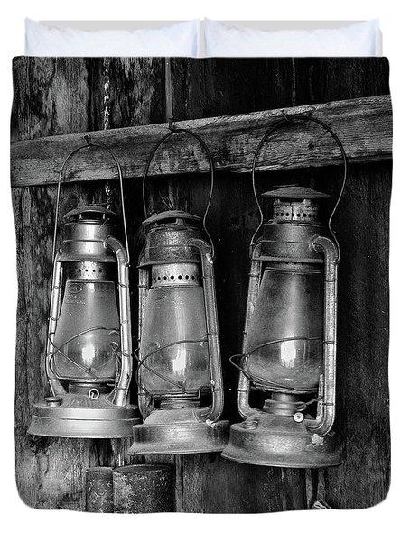 Bodie Lanterns Duvet Cover