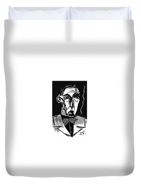 Bogart Duvet Cover