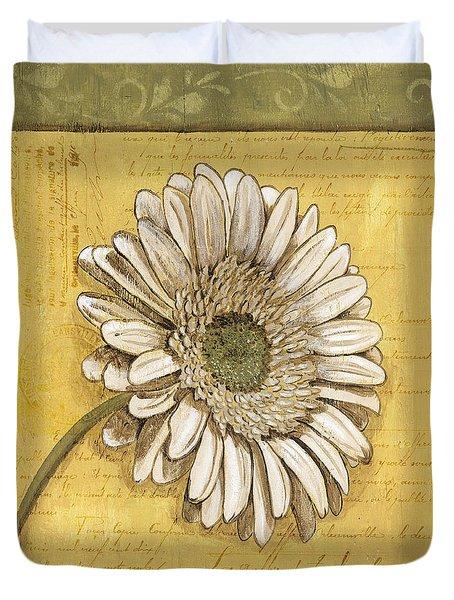 Bohemian Daisy 1 Duvet Cover
