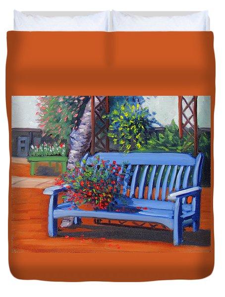 Boise Edwards Nursery Duvet Cover