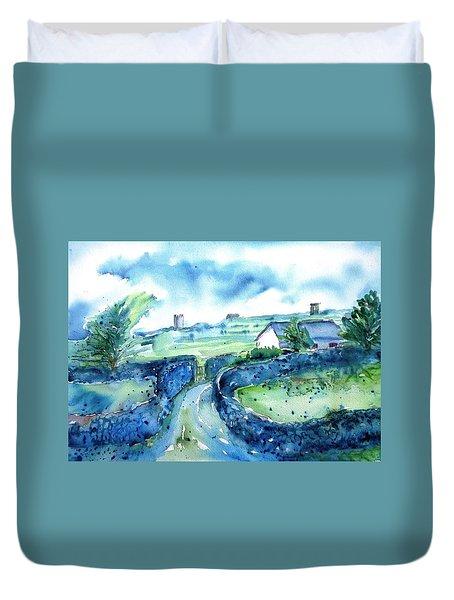 Boithrin Inisheer Duvet Cover