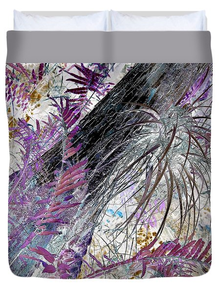 Bold And Beautiful Duvet Cover