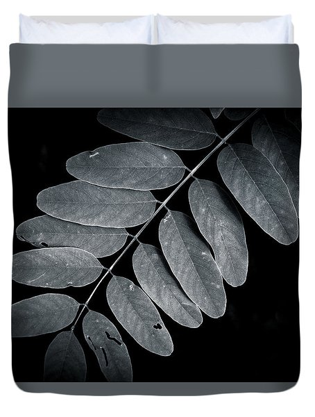 Bold Branch Duvet Cover