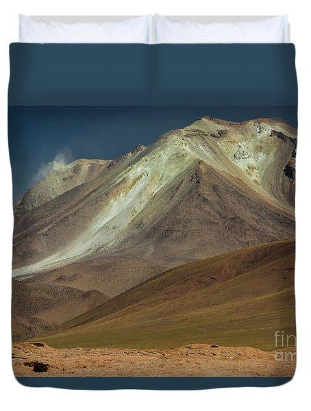Bolivian Highland Duvet Cover