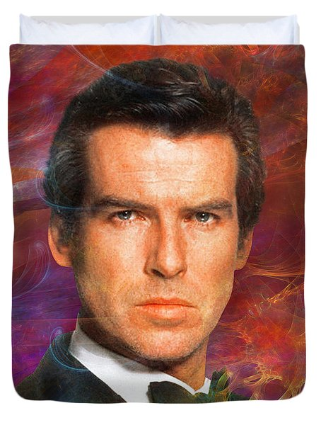 Bond - James Bond 5 Duvet Cover