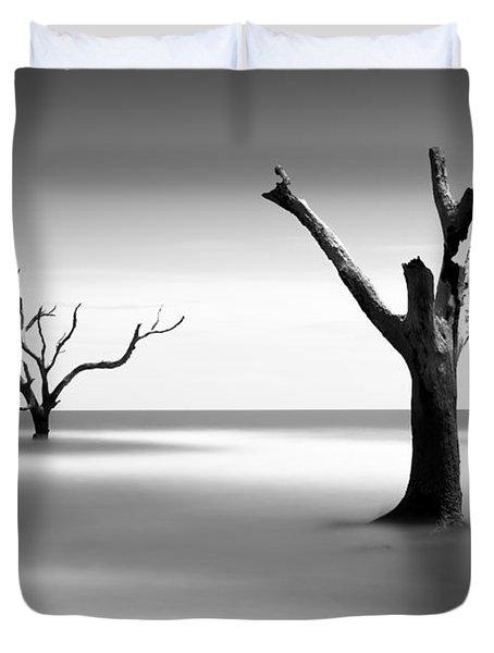 Boneyard Beach V Duvet Cover