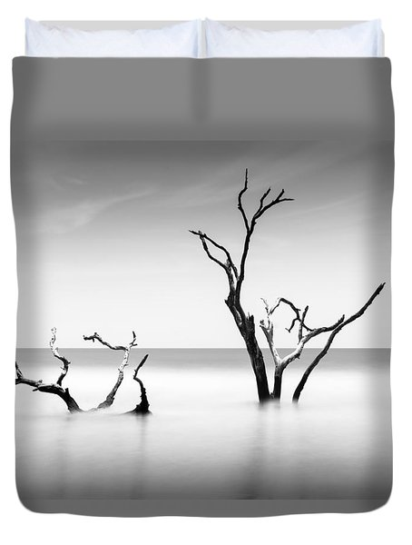 Boneyard Beach Viii Duvet Cover