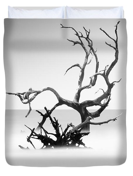 Boneyard Beach X Duvet Cover
