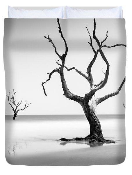 Boneyard Beach Xiii Duvet Cover