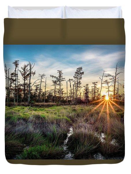 Bonnet Carre Sunset Duvet Cover