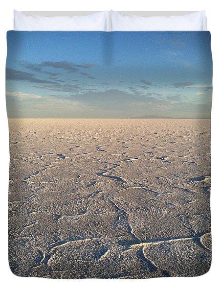 Bonneville Horizon Duvet Cover