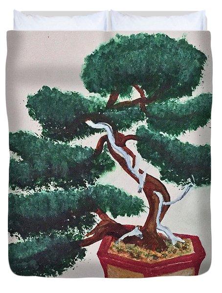 Bonsai #3 Duvet Cover