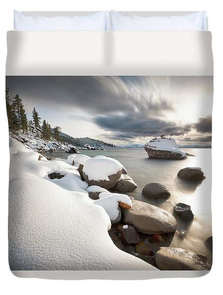 Bonsai Dream Duvet Cover