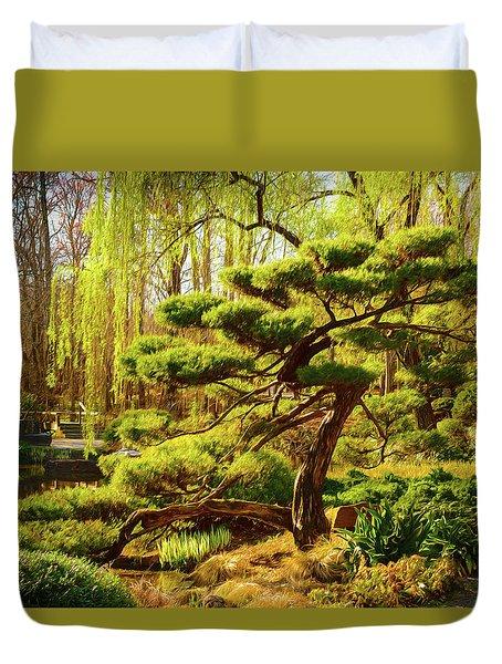 Bonsai Duvet Cover