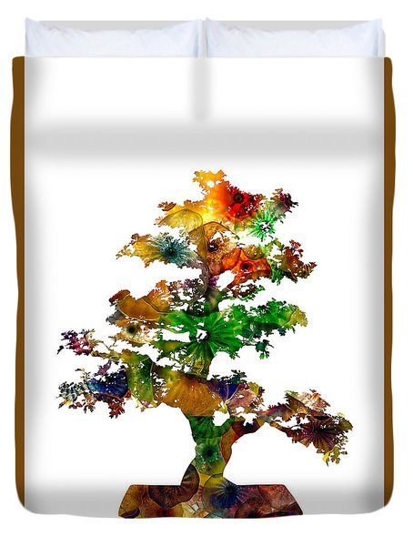 Bonsai Duvet Cover