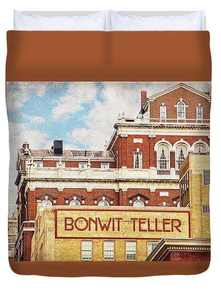 Bonwit Teller Duvet Cover