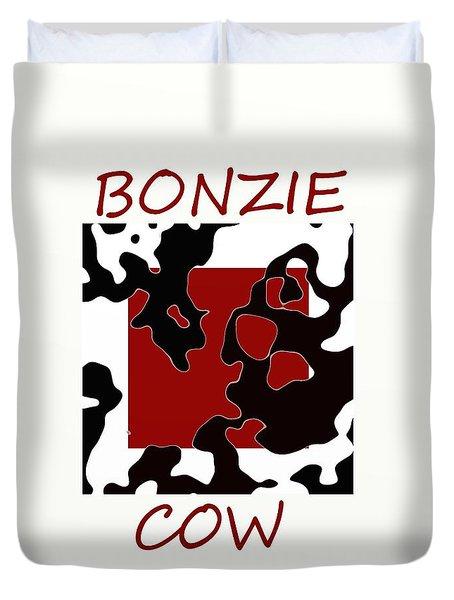 Bonzie Cow Duvet Cover