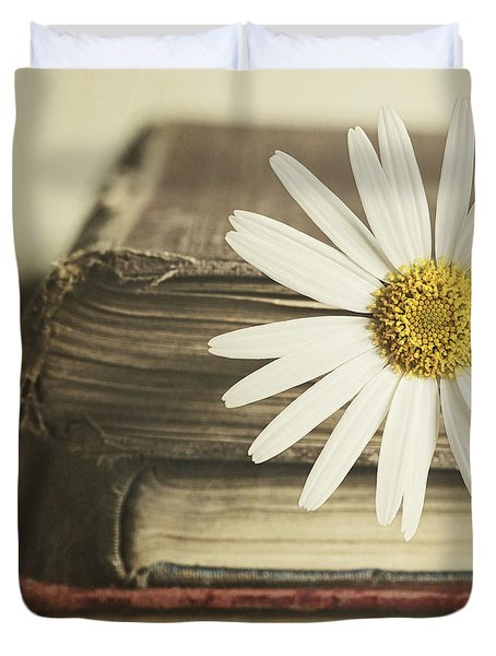 Bookmarked Duvet Cover