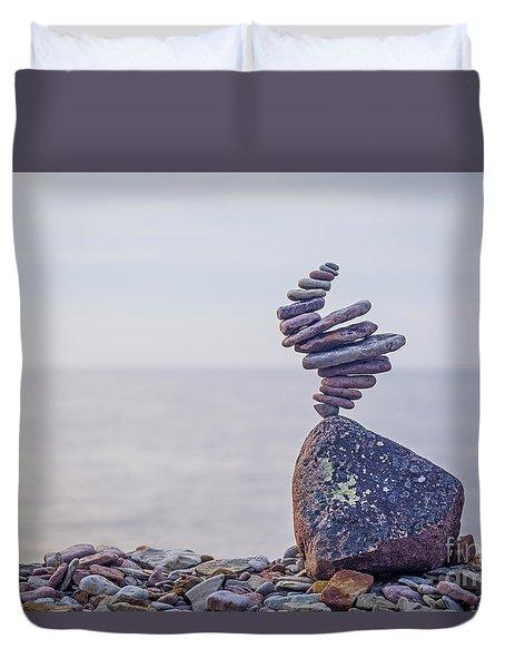 Naturnado Duvet Cover