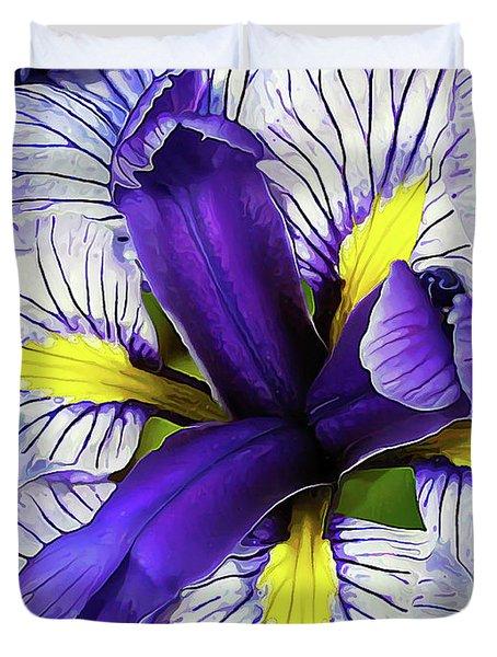 Boothbay Beauty Duvet Cover
