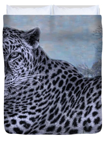Born To Be Free Duvet Cover