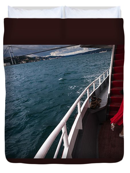 Bosphorus Duvet Cover