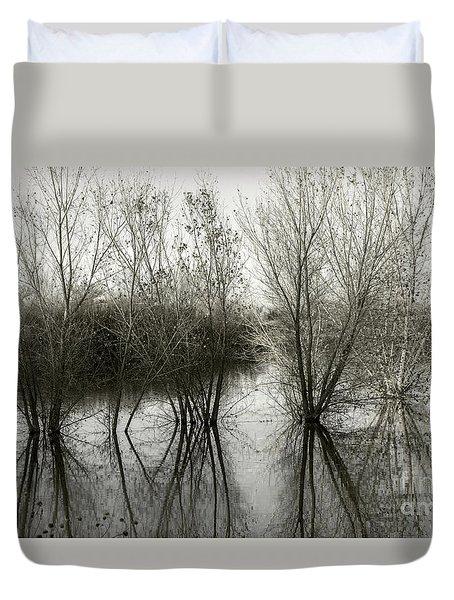 Bosque Reflection Duvet Cover