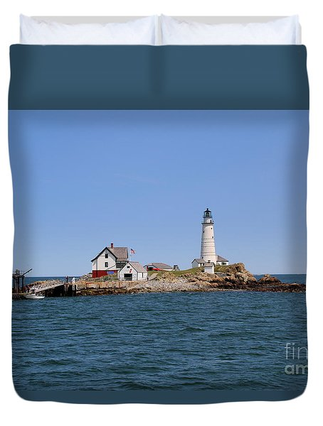 Boston Light Duvet Cover