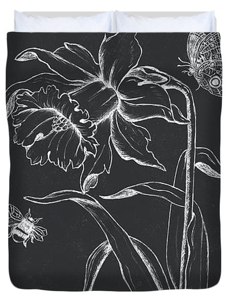 Botanique 2 Duvet Cover