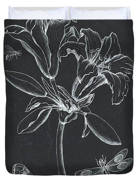 Botanique 3 Duvet Cover