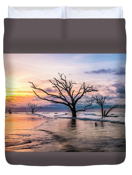 Botany Bay Dawn Duvet Cover